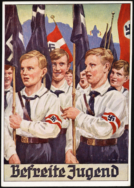the impact of nazi propaganda on the women and the youth Nazi propaganda has proven not only immensely powerful, but long-lasting, a new study shows the findings, discovered by researchers from the us and switzerland and reported by israel hayom , reveal the long-term impact of the totalitarian regime on youngsters growing up at the time.